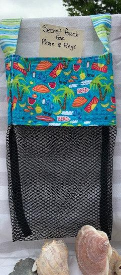 WP Lg Beach Combing Bags: Beach Fun