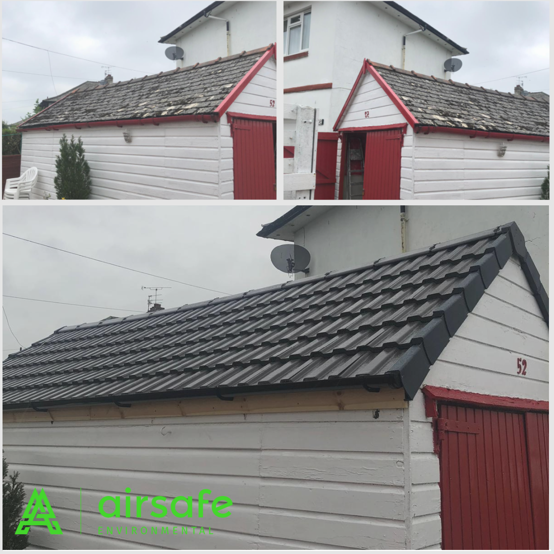 Roof Removal and Reinstatement