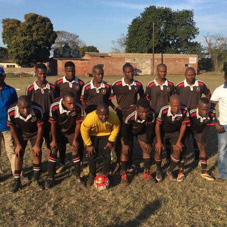 Mega Pile Soccer Team - 2015/2016
