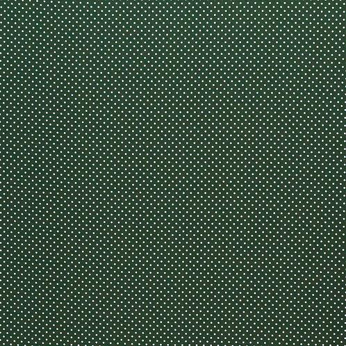 Punkte 2mm, dunkelgrün