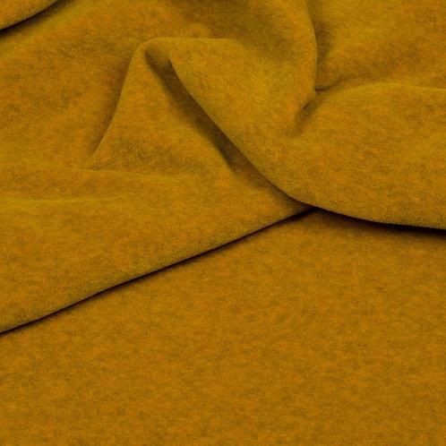 Hilco Fleece melange, senfgelb