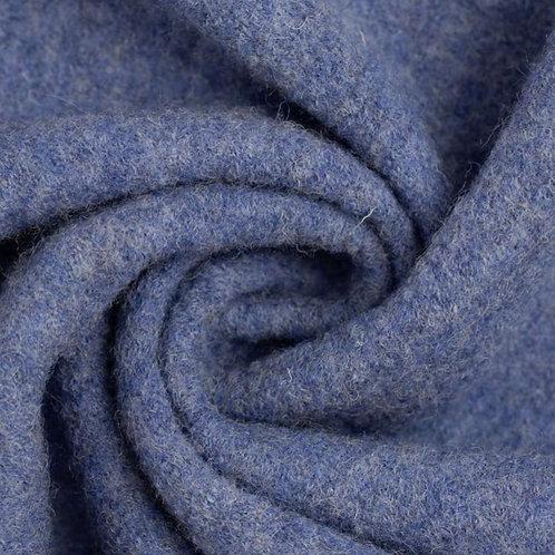 Wollwalk Naomi-melange, blau