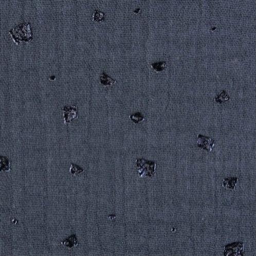 Flake Drops, jeansblau