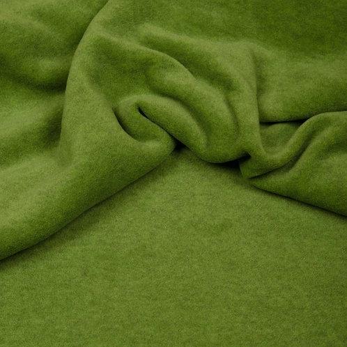 Hilco Fleece melange, grün