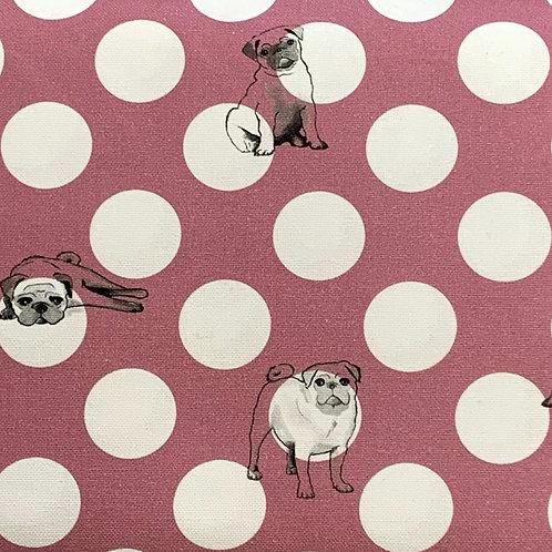 Canvas Hunde & Punkte