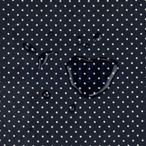 beschichtete BW Punkte, dunkelblau