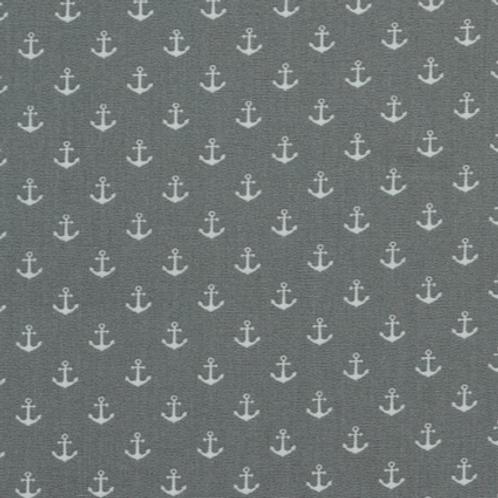 Kleine Anker, grau
