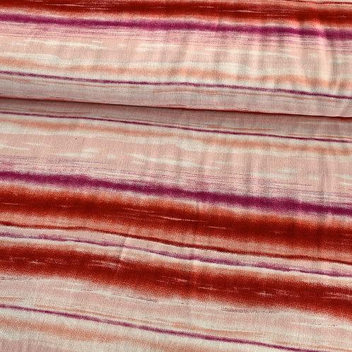 Streifen Batik