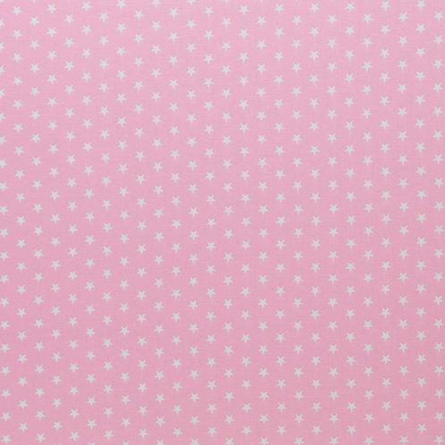 Sterne 1cm, rosa