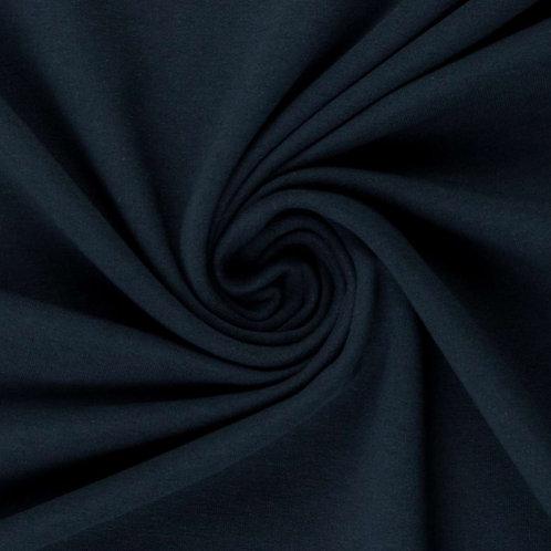 Sommersweat, dunkelblau