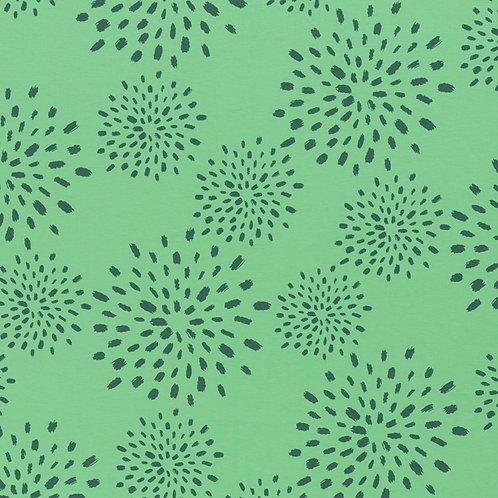 Veronika Blumen, grün