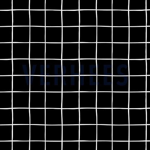 Soft Sweat Grid, schwarz