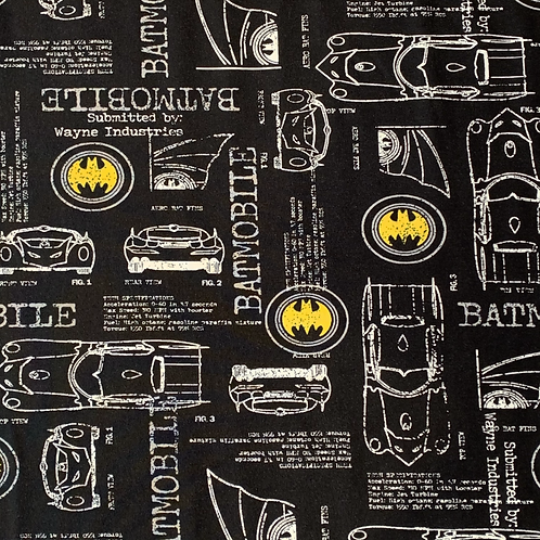 Batman, schwarz