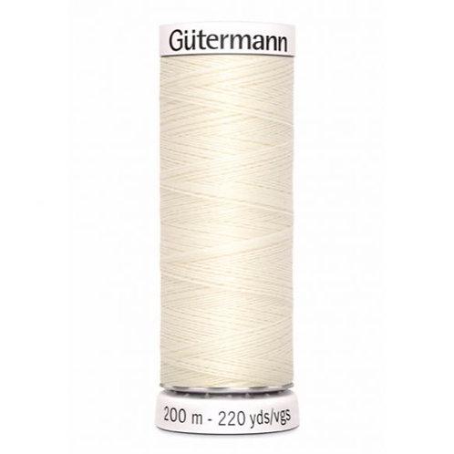 Gütermann Allesnäher Farbe 001