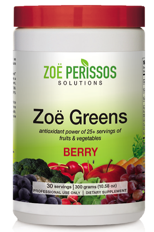 Zoe Greens Berry