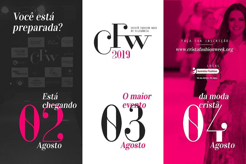 ESTÁ-CHEGANDO CFW-2019