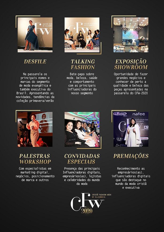 CFW-2010 São Paulo atrações