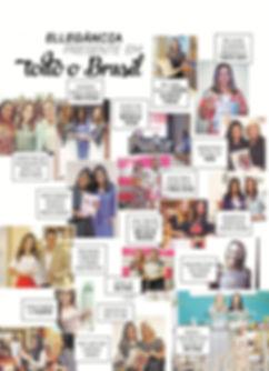 COLUNA SOCIAL -Revista Ellegancia