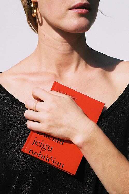Poezijos knyga | Būčiau jeigu nebūčiau