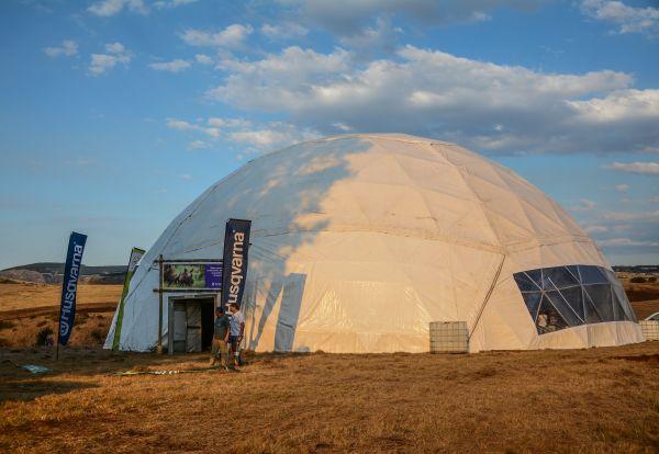 TVG Megadome Tent