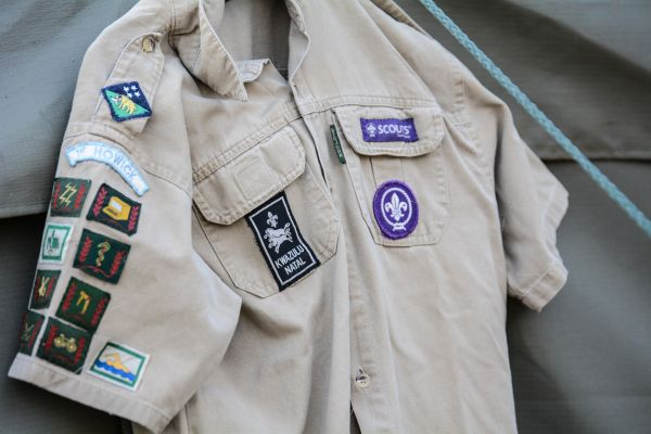 1st Howick Scout Shirt