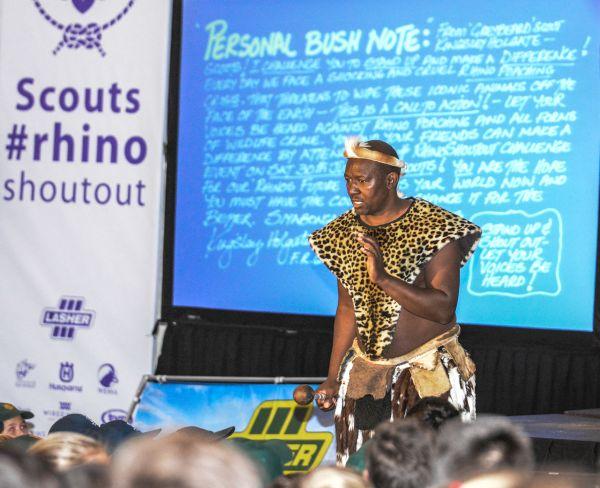 Richard, Project Rhino KZN