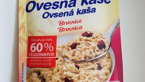 Brusinková Ovesná kaše DR. Oetker