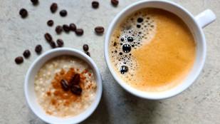 Snídaňová Kávová Ovesná kaše