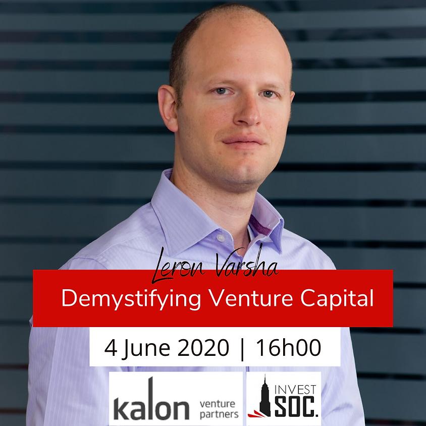Demystifying Venture Capital with Kalon Venture partners