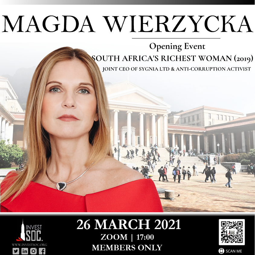 Opening Event - Magda Wierzycka