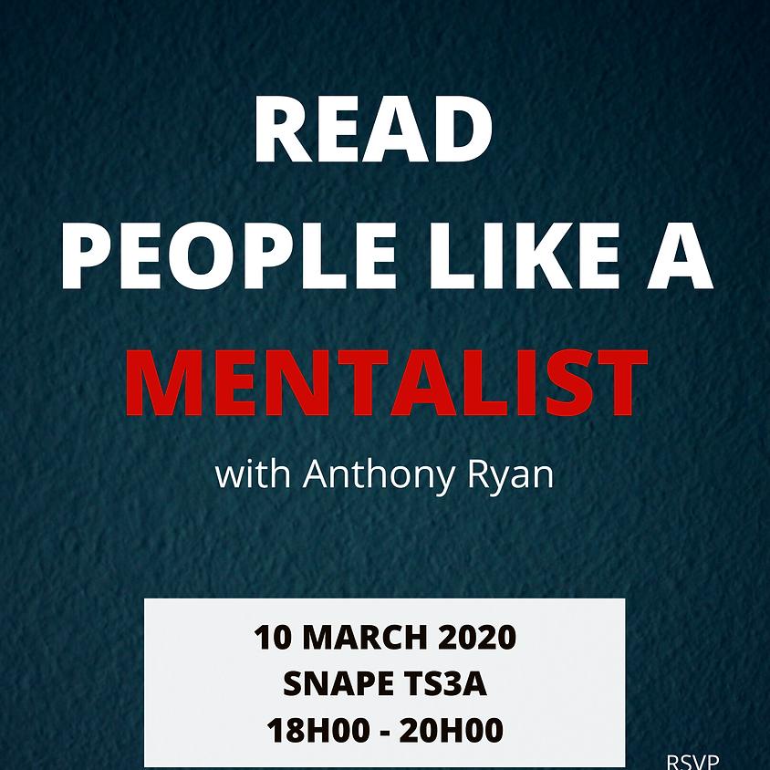 Read people like a mentalist