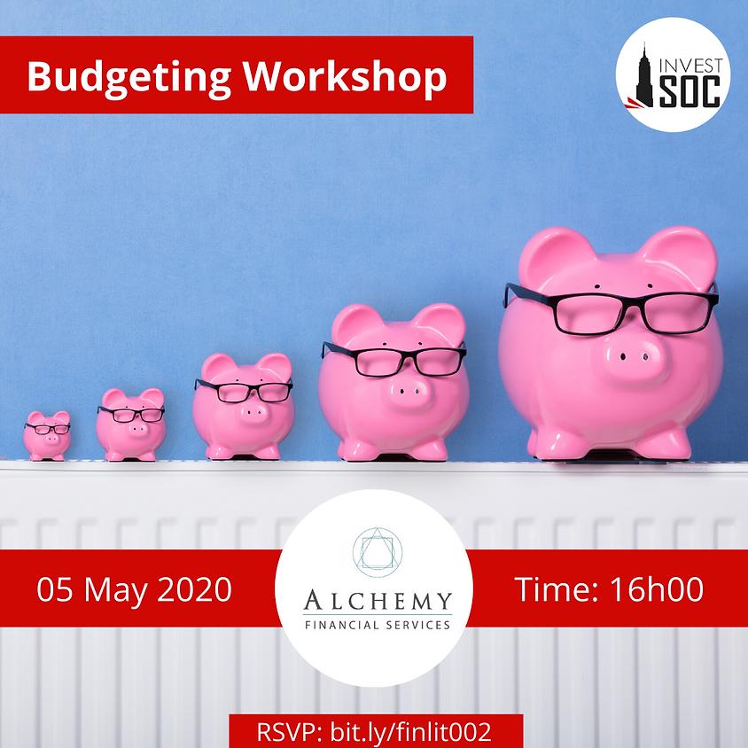 Budgeting Workshop