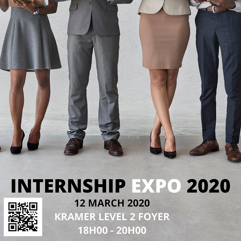 Internship Expo 2020