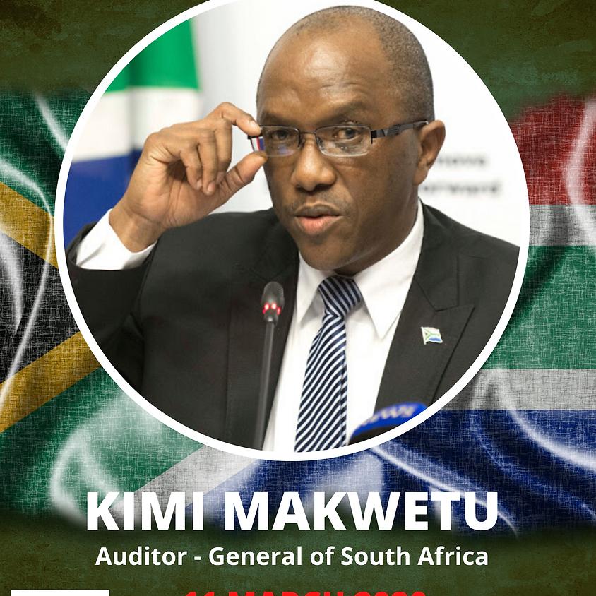 Opening Event: Kimi Makwetu