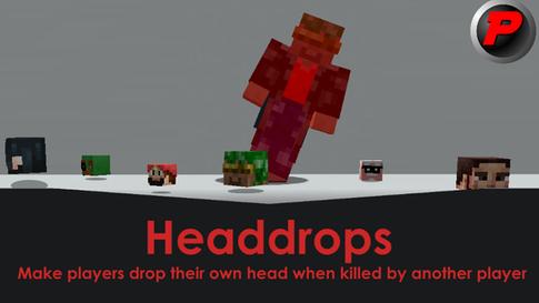 Headdrops