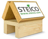 Steico wood fibre insulation Australia