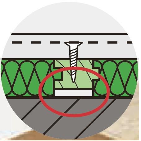 Steico Floor insulation system Battens o