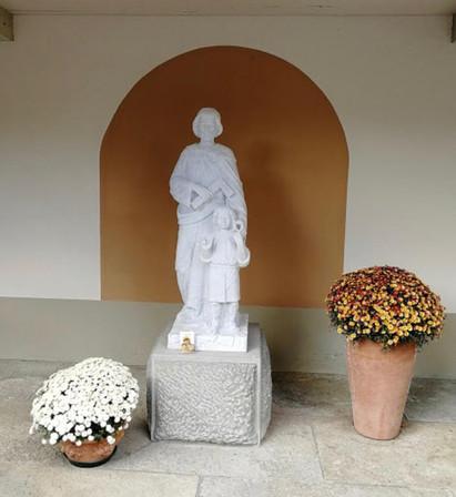 sculpteur Dario Tazzioli - 2018