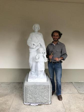 Sculpteur, Dario Tazzioli - 2018