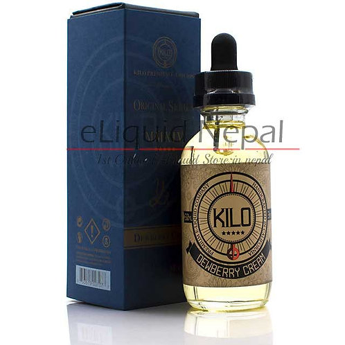Kilo Originals Dewberry Cream By Kilo E-Liquids