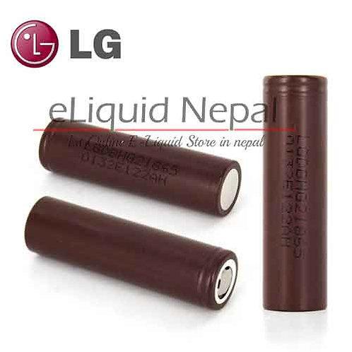 Lg HG2 Battries 18650 20A, 3000 Mah.