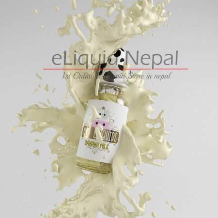 Banana Milk By Moo Eliquids