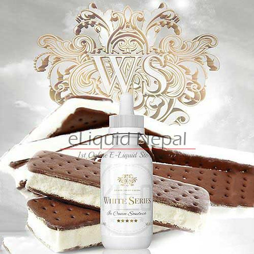 Kilo White Series Ice Cream Sandwish by KILO E-Liquids