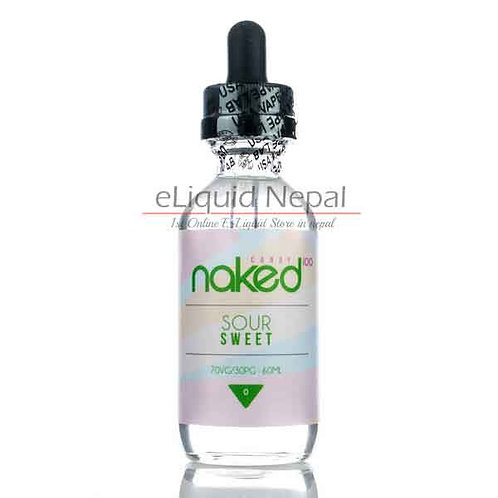SOUR SWEET by Naked100