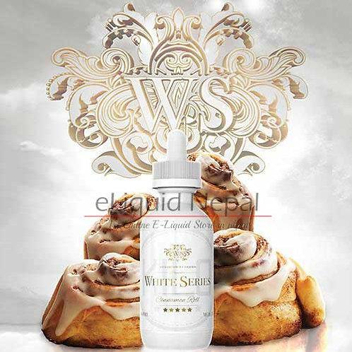 Kilo White Series Cinnamon Roll by KILO E-Liquids