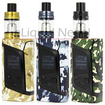 Smok Alien 220 Kit with battries