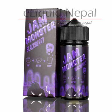 Blackberry Jam Monstor