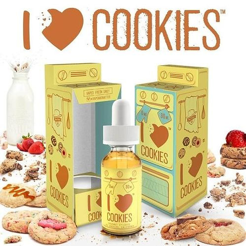 I Love Cookies Too By MadHatter Ejuice