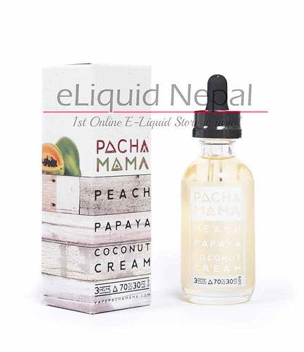 PACHAMAMA Peach Papaya Coconut Cream by Charlies Chalk Dust