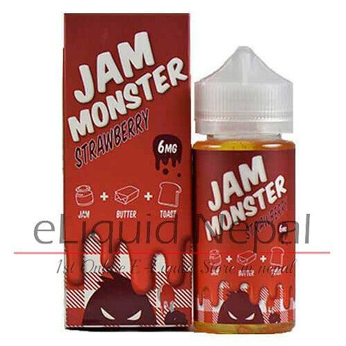 Strawberry Jam Monstor